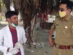 Noida Man Jailed For Dressing Up As Doctor To Bypass Lockdown