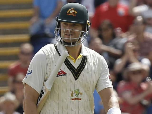 "Shane Watson Unsatisfied With Test Career, Says ""Outcomes"" Did Not Match His Skills"