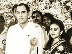 "When Dipika Chikhlia And <I>Ramayan</i> Cast ""Created History"" With Rajiv Gandhi"