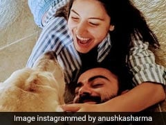 Anushka Sharma Shares Adorable Picture With Virat Kohli, Counts Positives Amid Coronavirus Lockdown