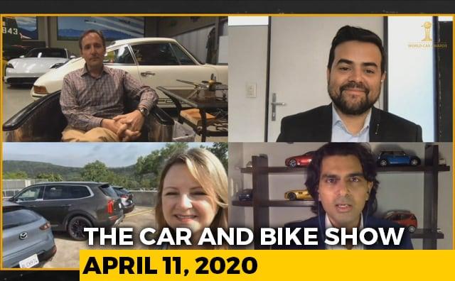 Video : 2020 World Car Awards