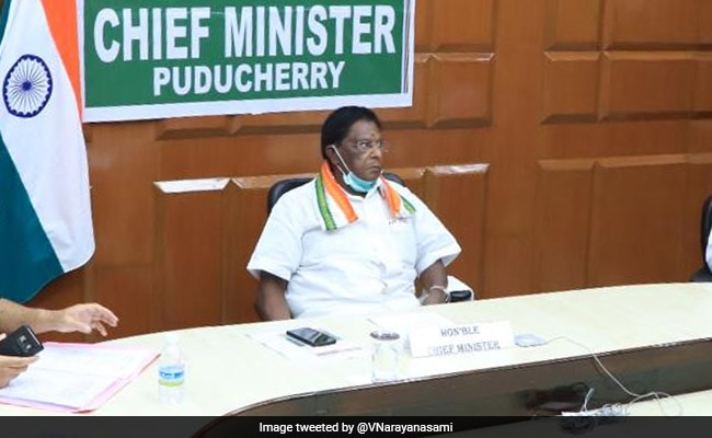 Puducherry Extends Lockdown Till May 31; Liquor Shops To Reopen