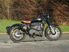 Electric Royal Enfield Photon Unveiled