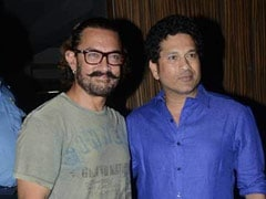 Aamir Khan's Birthday Wish For Sachin Tendulkar Is What We Were Waiting For