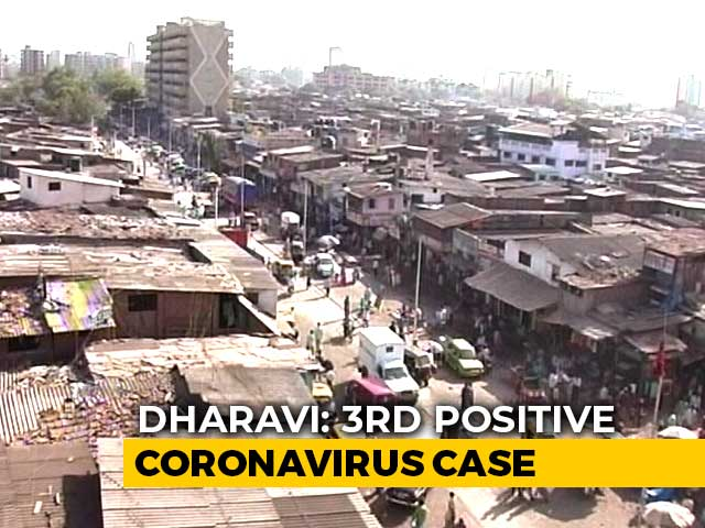 Video : Doctor, 35, Third COVID-19 Case In Mumbai's Dharavi In As Many Days