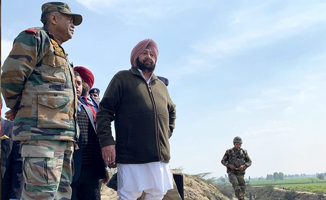 'For Cheap Publicity': Amarinder Singh vs Punjab Minister Over BSF Row