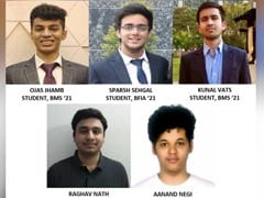 Delhi University Students Win Global Case Competition At Harvard