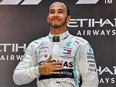 "Lewis Hamilton Quashes Ferrari Rumours, Hails Mercedes As His ""Dream Team"""