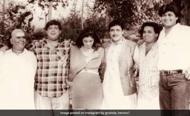 '24 Years Of Saajan Chale Sasural': Govinda Celebrates With Throwback Pic