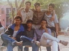 Can You Spot Anurag Kashyap In This College Pic?