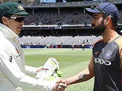 """Not Sure Who Was Going Easy On Virat Kohli"", Says Tim Paine Refuting Michael Clarkes Claims"