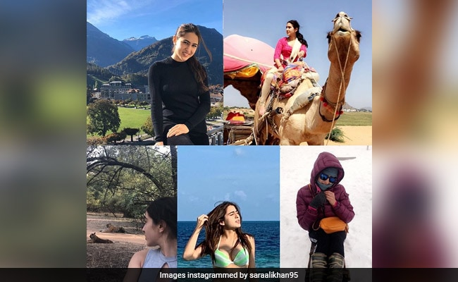 Sara Ali Khan's Earth Day Post Will Make You Dream