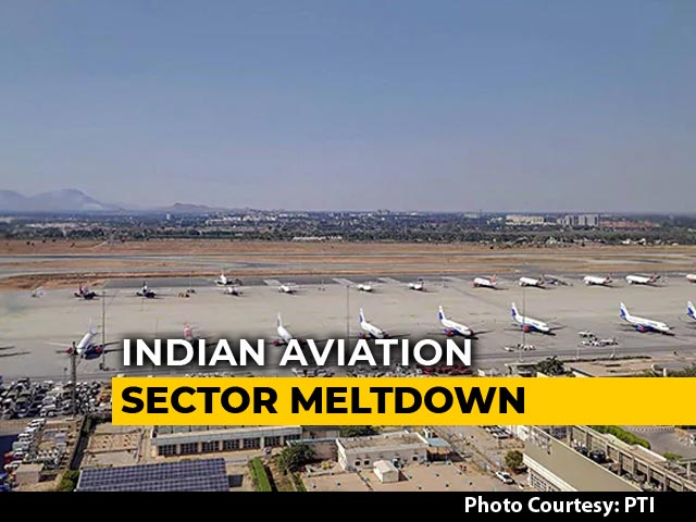 Video : Covid Impact: Without Government Aid, India's Aviation Sector May Remain Grounded