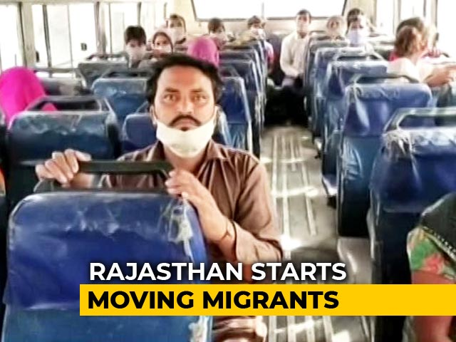 Video : 40,000 Moved Out Of Rajasthan, Evacuation Began Before Centre's Go-Ahead