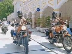 Delhi Cops' Gesture For Bangla Sahib Gurdwara Appreciated By PM Modi