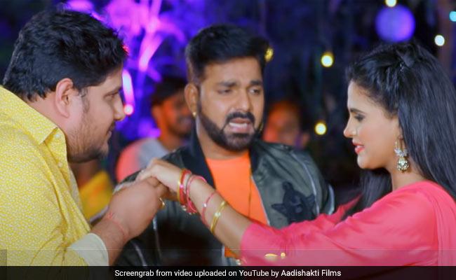 Bhojpuri Video Song: पवन सिंह ने 'आंख ना मिला पईबू हो' सॉन्ग से किया धमाका, चांदनी सिंह संग खूब जमी जोड़ी