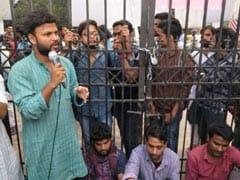 जामिया यूनिवर्सिटी का PhD छात्र मीरान हैदर दिल्ली दंगों की साजिश के आरोप में गिरफ्तार