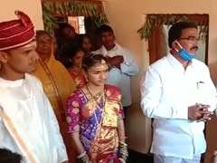 Telangana Groom Donates Rs 2 Lakh He Saved For Wedding To Fight COVID-19