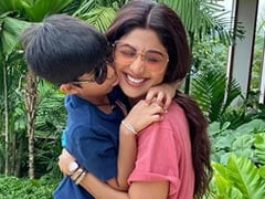 "Shilpa Shetty's ""Barter Exchange"" Video With Son Viaan Is Just Too Cute"