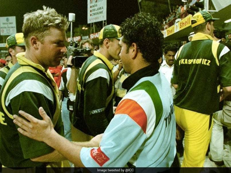 """Sachin Tendulkar Was Toying With Shane Warne"": Brett Lee"