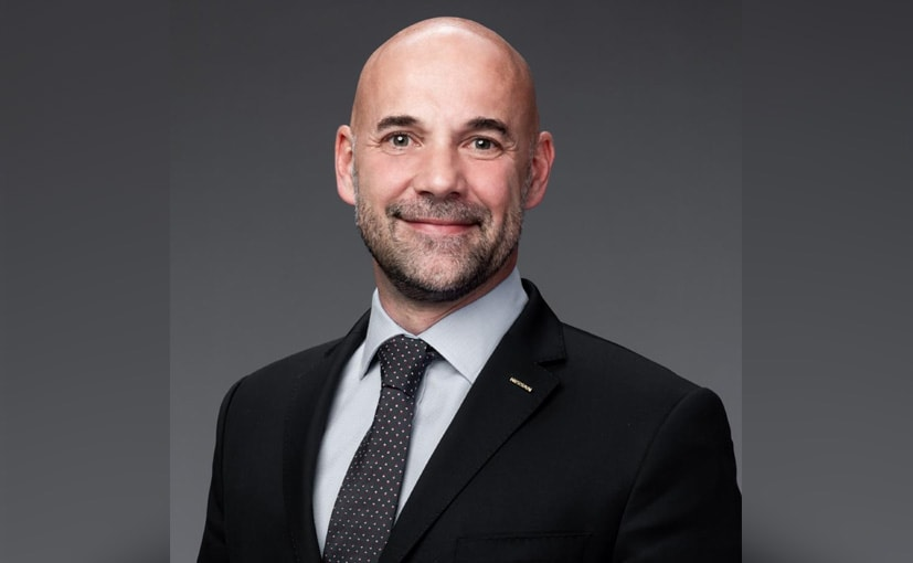 Guillaume Cartier re-joins Nissan from Mitsubishi, where he served as EO and Senior VP