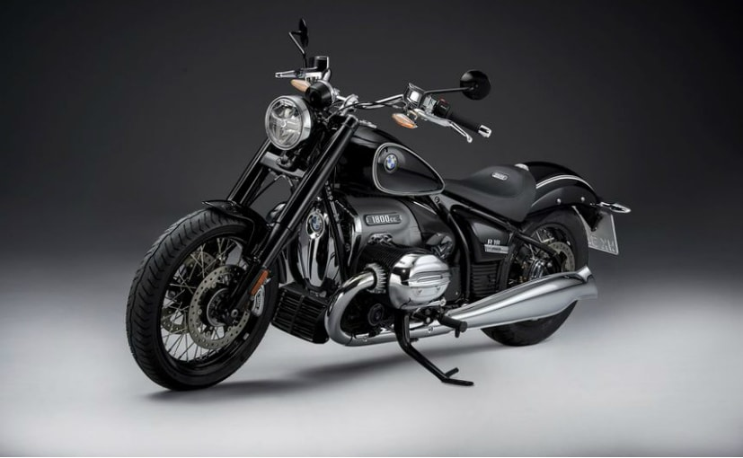 BMW R 18 Production Model Unveiled
