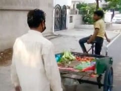 """If I See You Again..."": On Camera, BJP MLA Bullies Muslim Vegetable Seller"