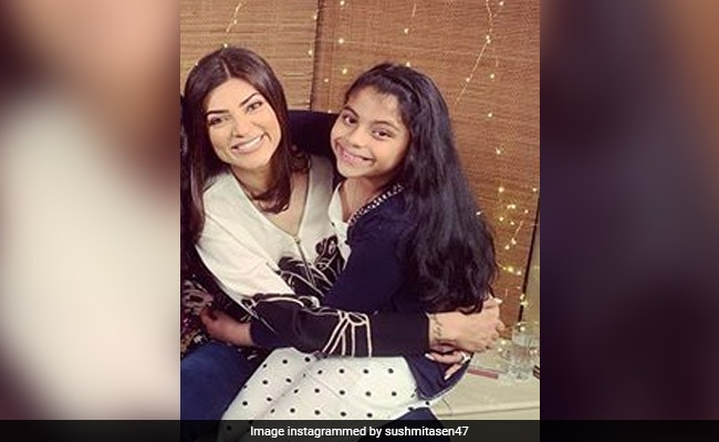 This Video Of Sushmita Sen And Alisah Has A Harry Potter Twist
