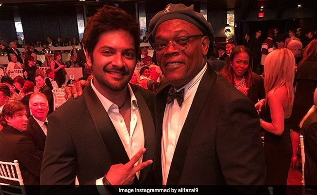 Ali Fazal Posts Throwback Pic With Samuel L Jackson, Writes: 'Thank You For Being An Inspiring Figure'