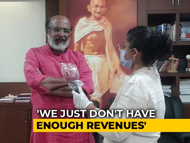 "Video : ""Don't Have Choice"": Kerala To Defer Part Of Salary For Staff Amid COVID Crisis"
