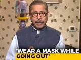 Video : COVID-19 In India: N-95 Masks Are For The Frontline Workers, Says Dr Naresh Trehan