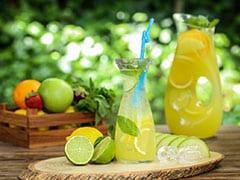 Summer Diet: 3 Ways To Give Your Regular Nimbu Pani Recipe An Innovative Twist