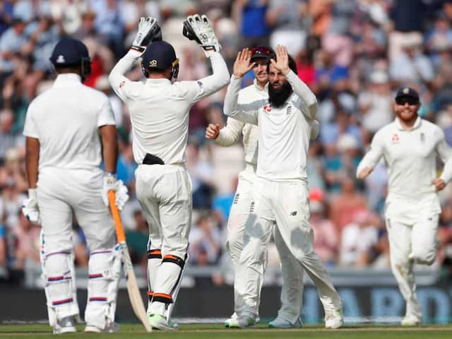 "Englands Moeen Ali Ready To Return To Tests Despite ""Scapegoat"" Past"