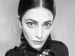 """Shruti Haasan's """"Fashion Inspiration For Life"""" Is This Fictional Character"""