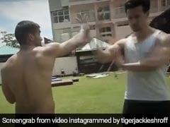 बौखलाए शख्स ने लॉकडाउन में टाइगर श्रॉफ पर किया अटैक, फिर एक्टर ने यूं दिया करारा जवाब- देखें Video