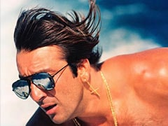 This Throwback Pic Of Sanjay Dutt From 1993 Is Pure Gold
