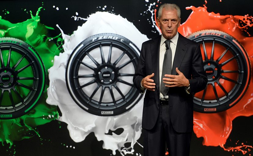Pirelli CEO Slams Brakes On Talk Of Brembo Merger