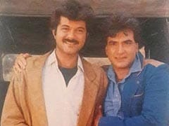 "On ""Iconic And Legendary"" Jeetendra's Birthday, Anil Kapoor Writes: ""Working With You Has Always Been A Memorable Experience"""