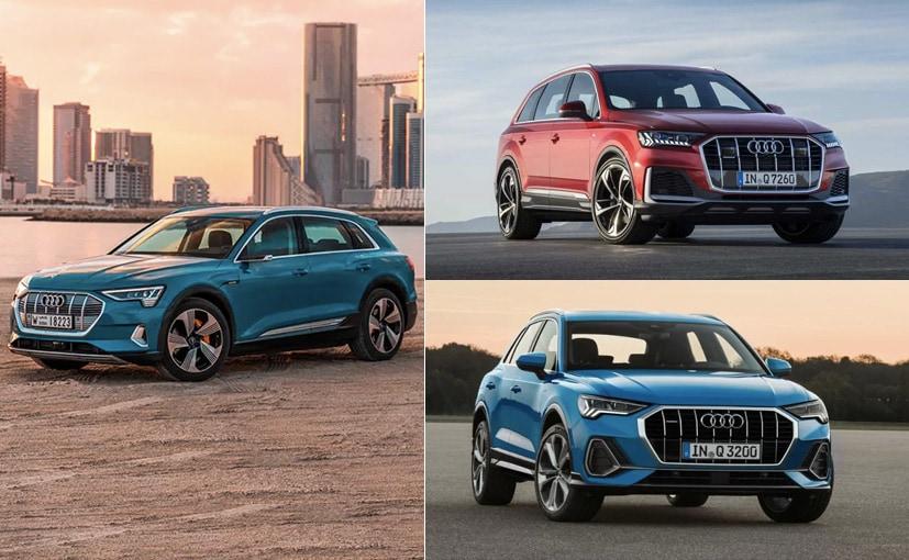 Bloqueo de coronavirus: Audi India revisa los planes de lanzamiento de sus modelos futuros 15