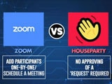 Video: Zoom Vs Houseparty