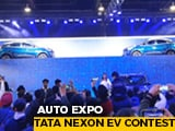 Video : Tata Nexon EV Contest At 2020 Auto Expo