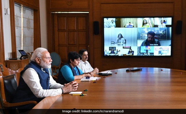 9 States Likely To Speak At Tomorrow's Video-Conference With PM