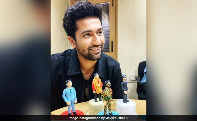 'Choose Your Favourite Cupcake': Vicky Kaushal's Throwback Pic Is Just Too Cute