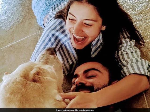 Anushka Sharma Shares Adorable Picture With Virat Kohli, Counts Positives Amid Coronavirus Lockdown