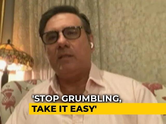 Video : India Has Done Well In Responding To The Coronavirus Crisis: Boman Irani