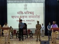 मध्य प्रदेश : आखिरकार हुआ शिवराज की कैबिनेट का गठन, इन 5 नेताओं ने ली मंत्री पद की शपथ