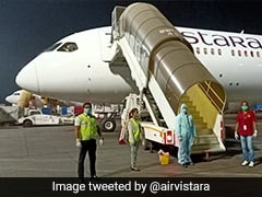 Coronavirus: Vistara's Newly-Inducted Aircraft To Transport Medicines, Essentials Amid COVID-19