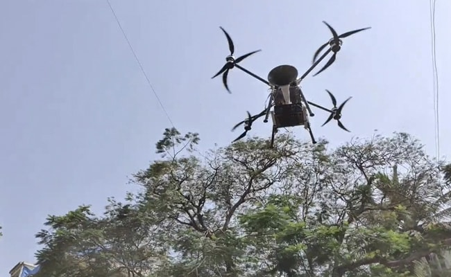 Goa Police Use Drones To Monitor Lockdown Violators