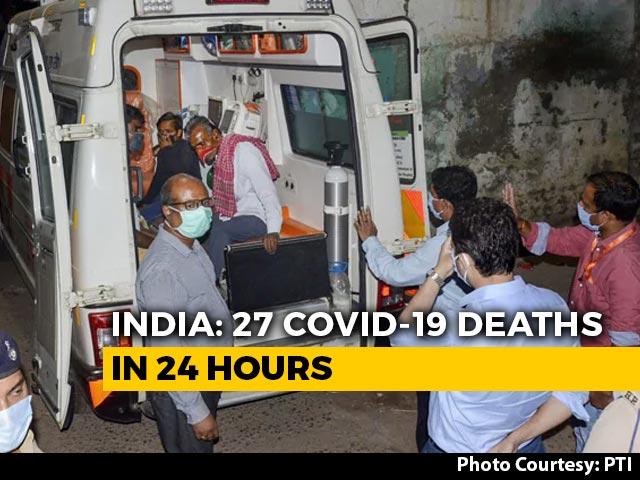 Video : Coronavirus Cases In India Cross 15,000-Mark, 507 Have Died