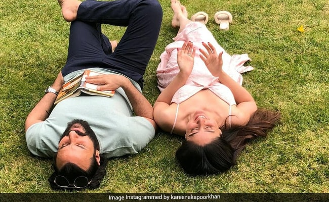 Kareena Kapoor And Saif Ali Khan Have Found A New Way To Fall In Love. See Pics